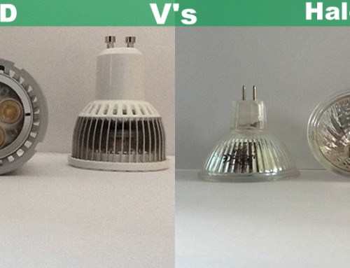 Halogen vs. LED Landscape Lighting Systems