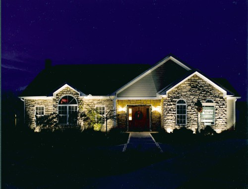 Residential Landscape Lighting 4 – Dayton, OH