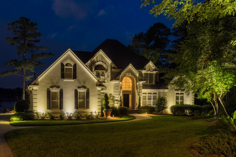 Curb Appeal Residential Commercial Outdoor Lighting