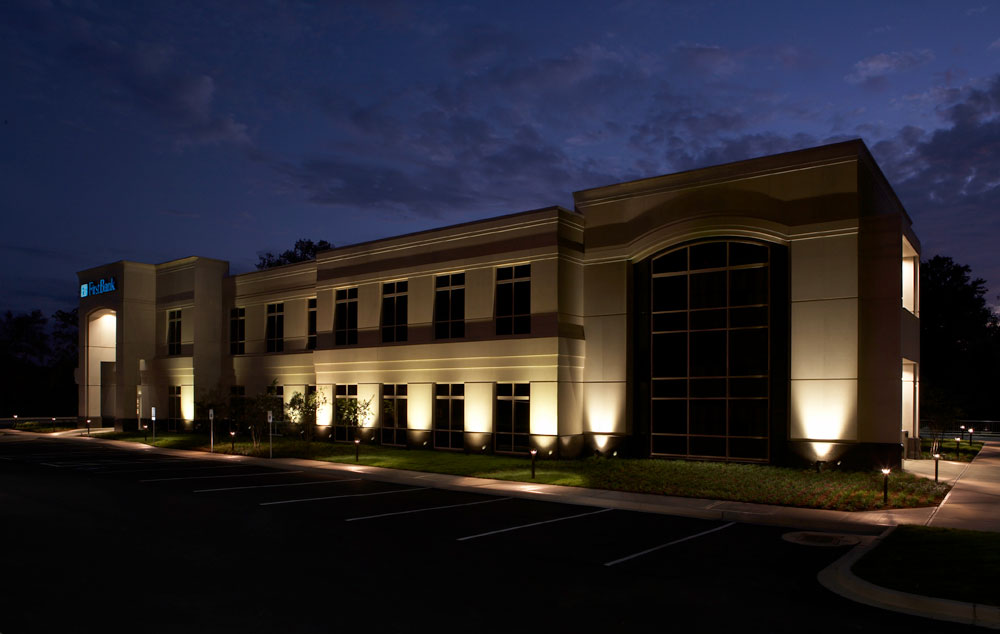 Commercial outdoor lighting in Cincinnati, OH